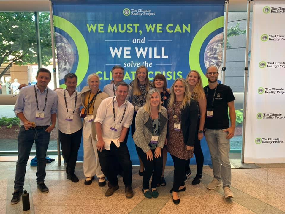 Climate Reality Minneapolis - Europe